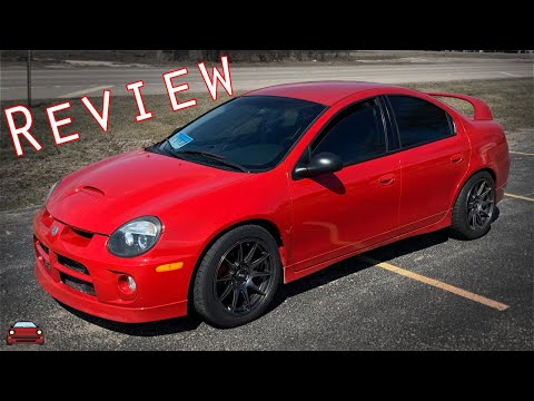 2005 Dodge Neon SRT4 Review