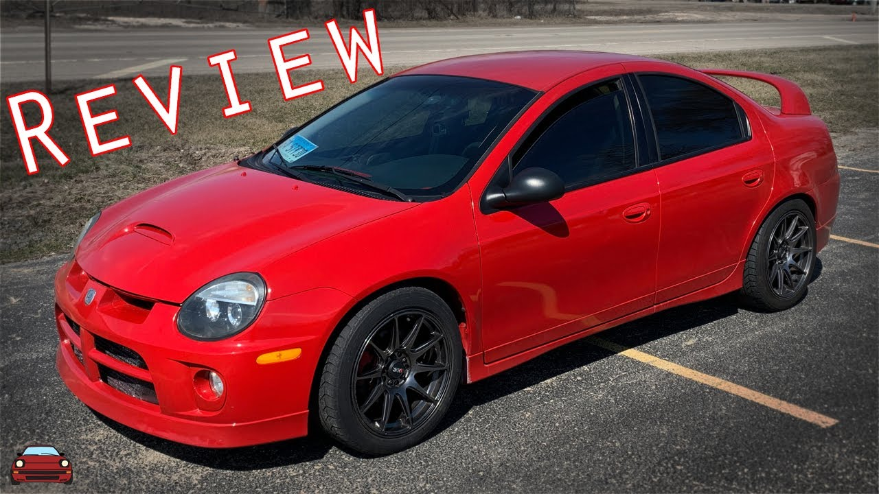Dodge neon srt4 review