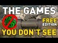 Download The Games You Don't See! *Free Edition*