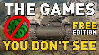 The Games You Don't See! *Free Edition*