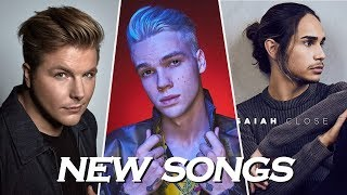 New Songs by Eurovision Artists (October 7, 2018)