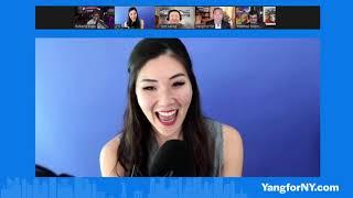 Andrew Yang joins Q&A with Yang Gang creators