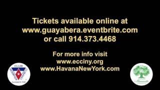 Festival de La Guayabera - Event Trailer