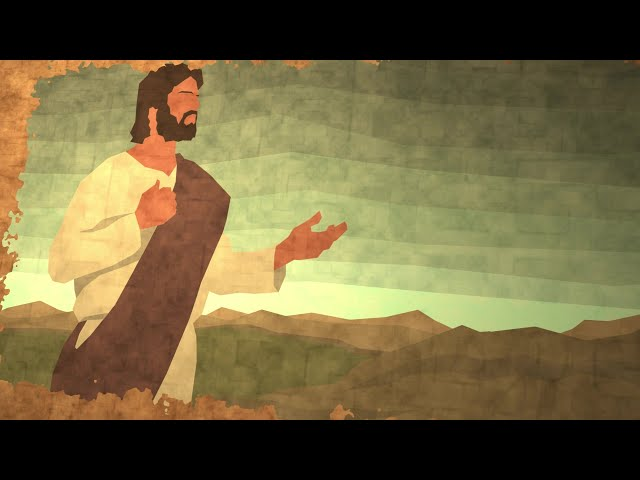 Jesus Teaches in Parables
