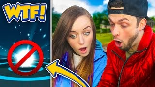 There's a 0.5% CHANCE of THIS happening! (SO LUCKY) - Pokemon GO (FAILS + WINS)