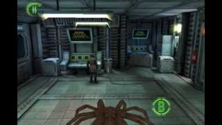 Let's Play iOS: AVP: Evolution (Alien Mission 1 - Queen's Chamber & Mission 2 - Facehugger at Large)