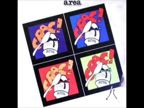Area - Gioia e Rivoluzione (1975)