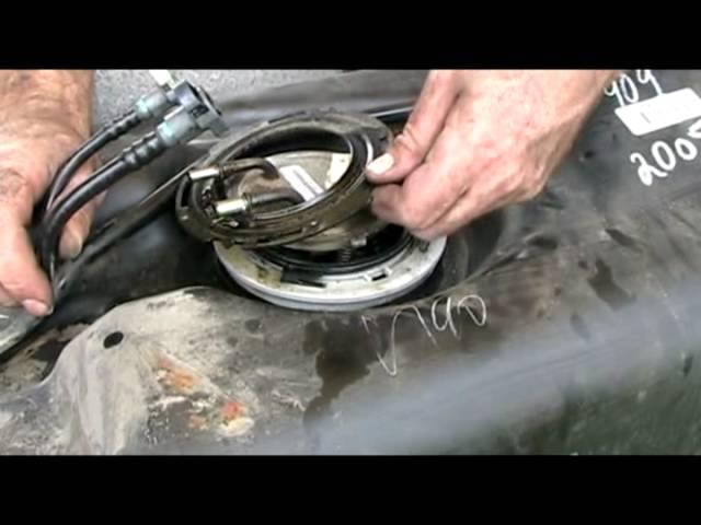 [ZTBE_9966]  03 Trailblazer fuel pump replacement - YouTube | 2007 Trailblazer Fuel Filter |  | YouTube