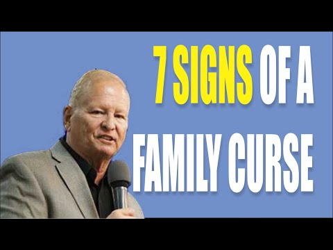 Generational Curses: Seven Signs of a Family Curse - YouTube