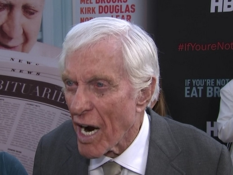 Dick Van Dyke on the new 'Mary Poppins'