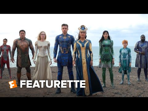 Eternals Exclusive Featurette - In the Beginning (2021) | Movieclips Trailers