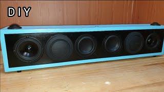 DIY Bluetooth Speaker - 블루투스 사…