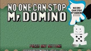 PSX Longplay [232] No One Can Stop Mr Domino