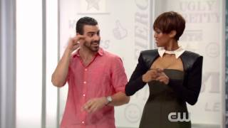 ANTM CYCLE 22 BTS Model Interview - Nyle