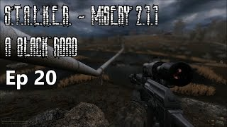 S.T.A.L.K.E.R. - MISERY 2.1.1 - A Black Road - Ep 20: An Unexpected Change of Plan