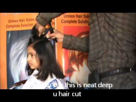 u hair cut in just five minutes - YouTube