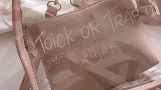 kirahosi 여자 투명 백팩 가방 예쁜가방 16호 …