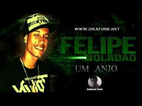 MC FELIPE BOLADÃO - UM ANJO 2O13 - [ DJ DELRINHO DE SG ] Homenagem