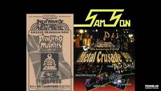 Samson - Grime Crime (Live Metal Crusade '99)