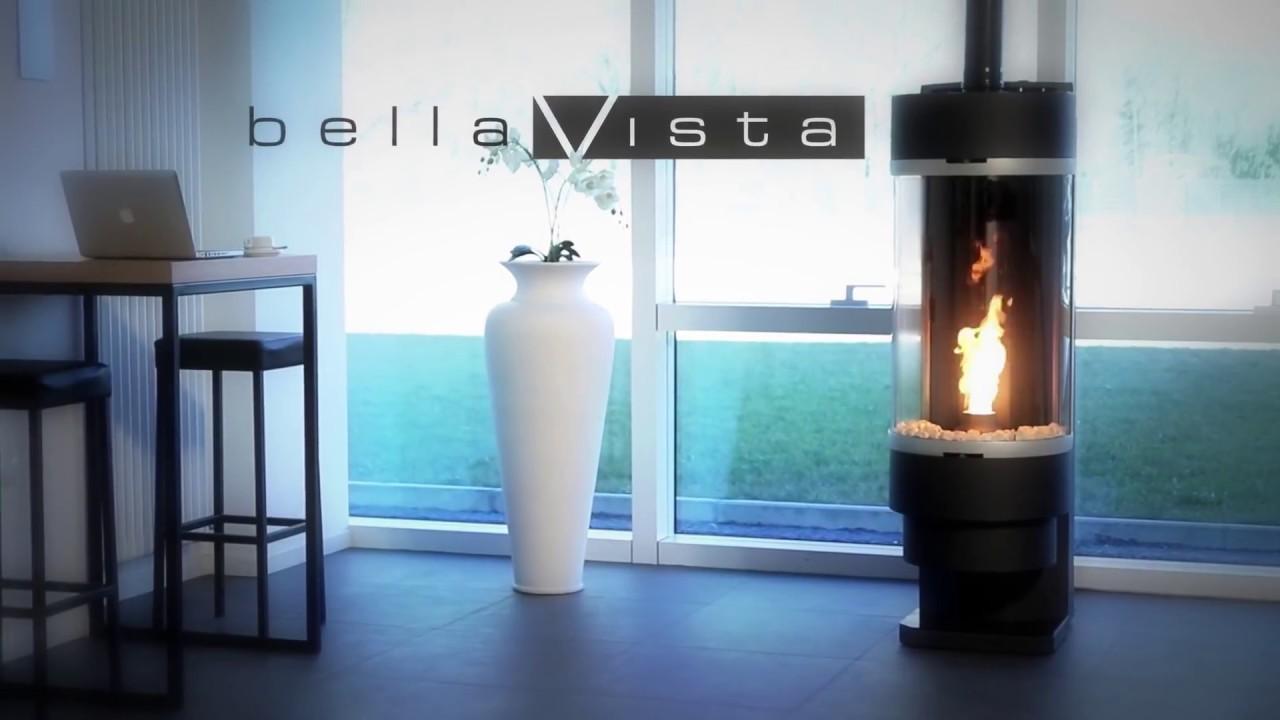 Bella Vista Le Poêle à Pellets Par Thermorossi