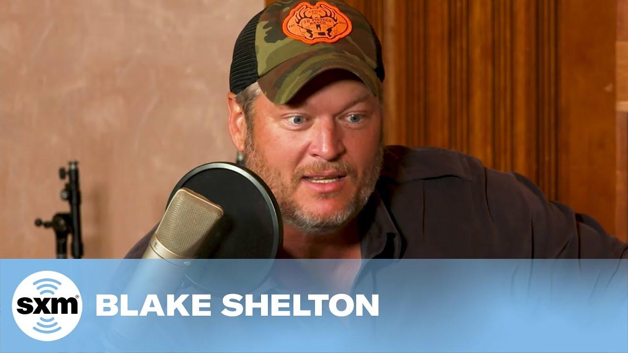 Blake Shelton Was
