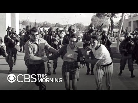 Former Kent State Students Speak Out, 50 Years After Deadly Protest