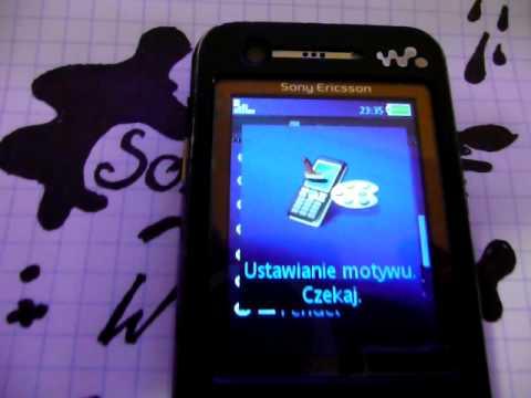 Sony Ericsson W890i Tuning by LECHu