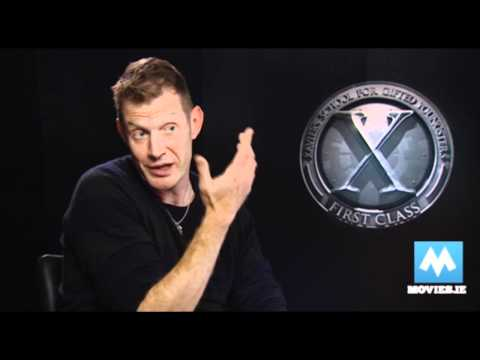 X-Men First Class - Azazel played by Jason Flemyng