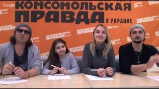 Певица Юлиана Малахова
