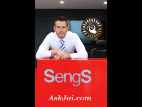 Interview with Murray Kerr, Founder & MD at SengS subsea eng