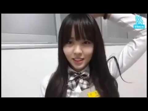 김소현 브이앱 151006 sohyun