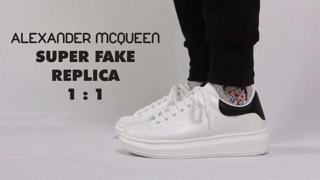 Jack and Jill Sneaker : giày giá rẻ nhái lại thiết kế giày Alexander McQueen Sneaker
