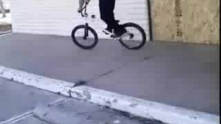 BMX, video madera, california (weak)