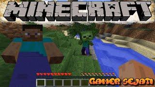 #70. BELAJAR MINECRAFT YUK ! Bareng GamerSejati #1 !!! - Minecraft Indonesia -