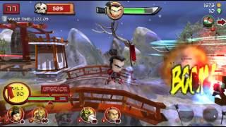 Samurai vs Zombies Defense  Wave 26