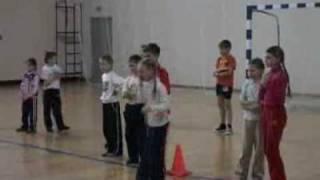 Урок физкультуры - 2 класс, 2009 год