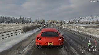 Forza Horizon 4 - 2017 Ferrari GTC4Lusso Gameplay [4K]