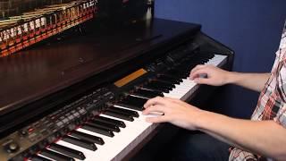 юрий Весняк—Актриса (piano cover)