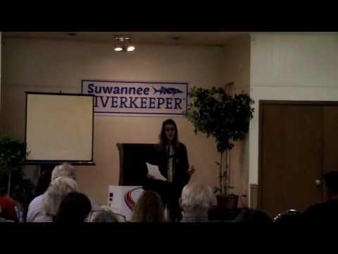Sacred Water Camp on Suwannee River --Debra Johnson