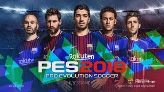 PES 2018: XBOX ONE - Primeira gameplay