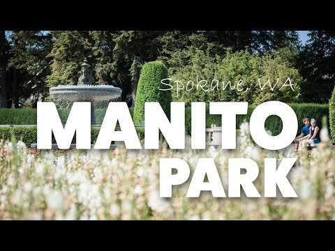 Photography Outing To Gorgeous Manito Park