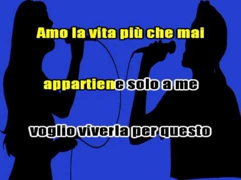 Gianni Morandi - Scende la pioggia karaoke