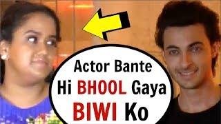 Aayush Sharma IGNORES Wife Arpita Khan At Priyanka Chopra And Nick Jonas Engagement Party