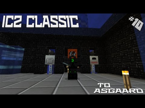IndustrialCraft 2 Classic 1.10.2 Server Play Ep. 10: Auto-Mining and Processing