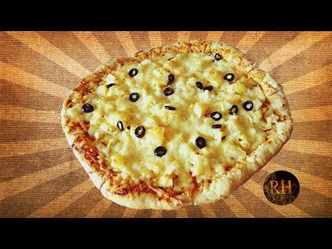 гавайская пицца рецепт пошагово