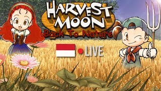 [LIVE] AKHIRNYAAA NIKAH CHOYYYYY !! HARVEST MOON BACK TO NATURE #8 !!