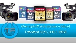 Transcend SDXC UHS 1   Cómo escoger la tarjeta SD ideal para tí