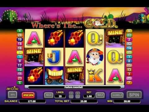 Where S The Gold Online Slots Pokies Game Play It Free