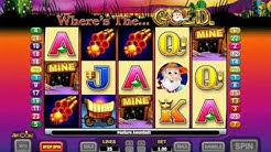 Where's the Gold Online Slots Pokies Game - Play it Free !