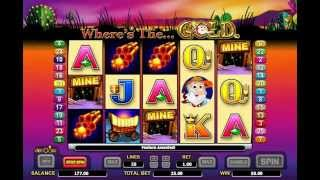Where's The Gold Online Slots Pokies Game   Play It Free !
